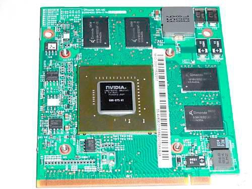 mxm видеокарта для ноутбука