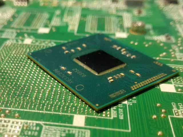 Причины замена процессора в ноутбуке
