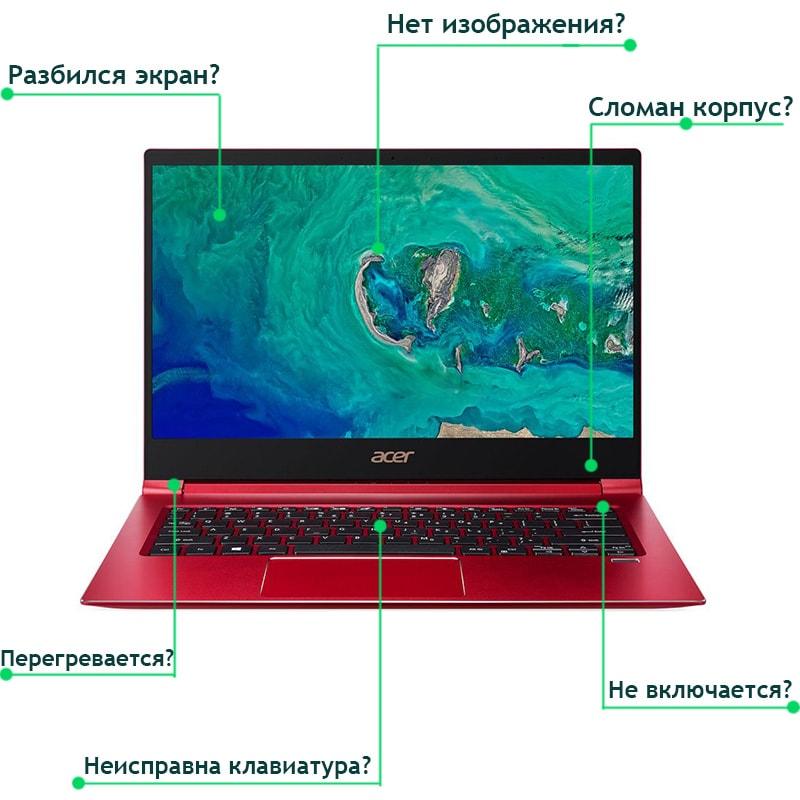 Ремонт ноутбуков acer в Минске