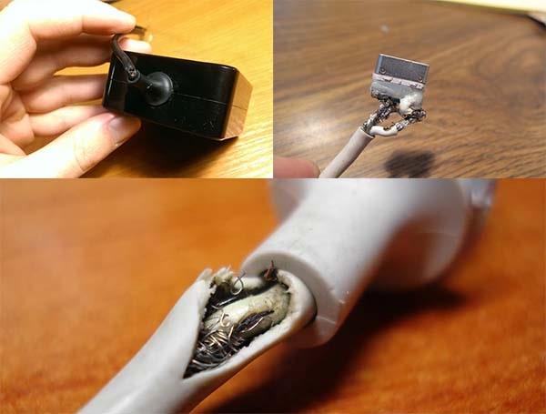 Ремонт зарядки ноутбука