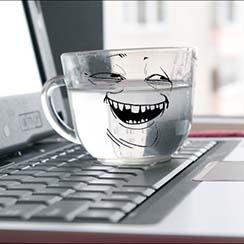Восстановление ноутбука после попадания жидкости с заменой клавиатуры